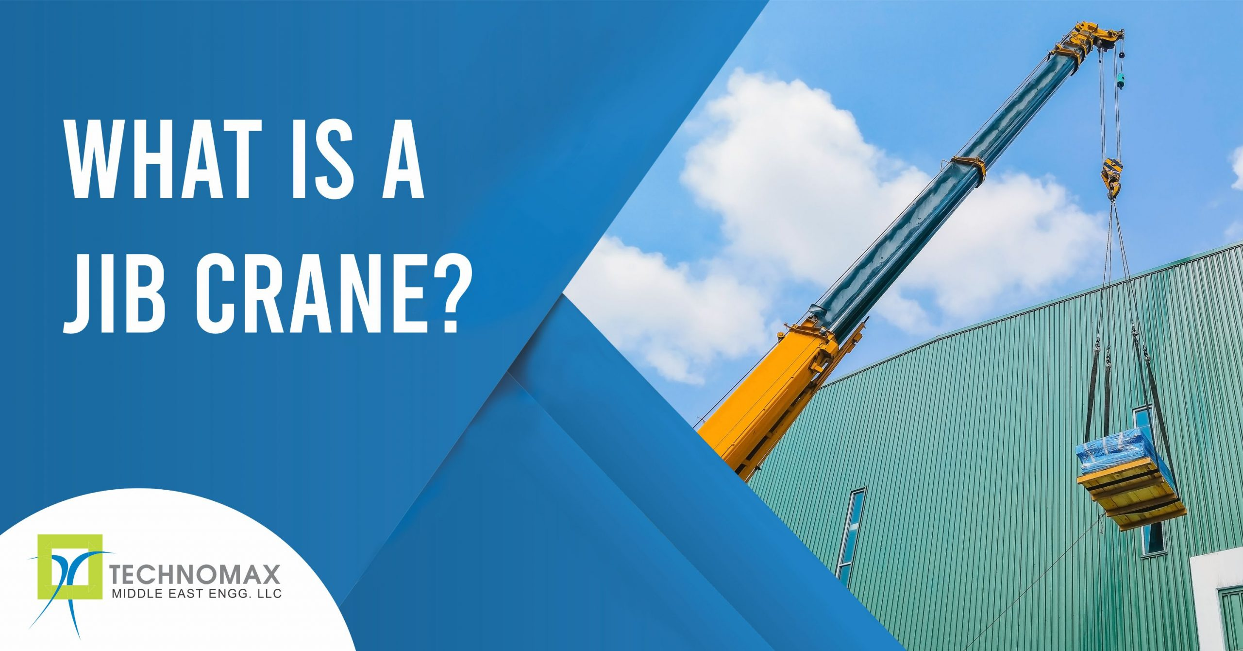 What Is a Jib Crane