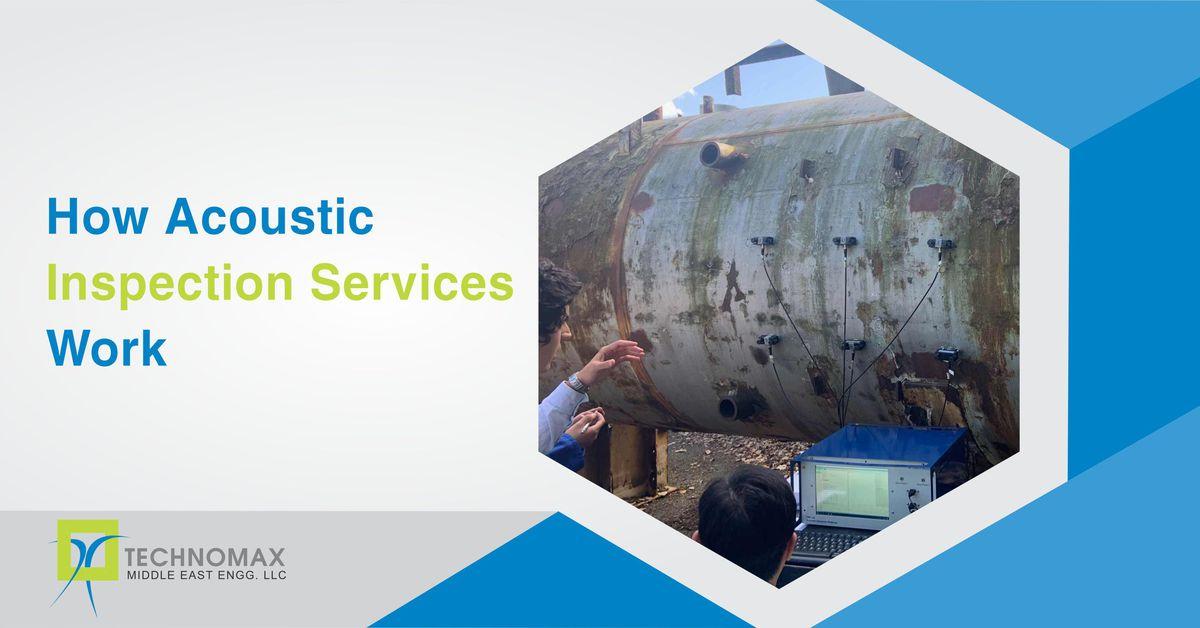Acoustic Inspection Services