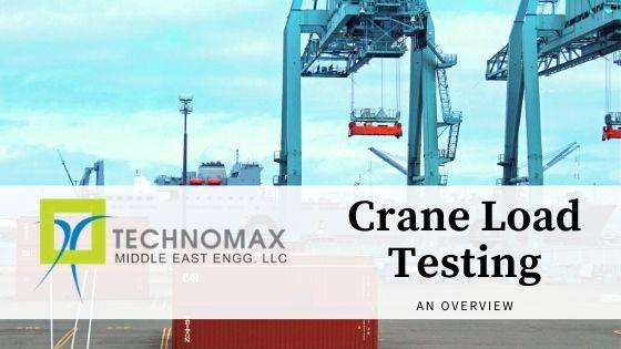 Crane Load Testing