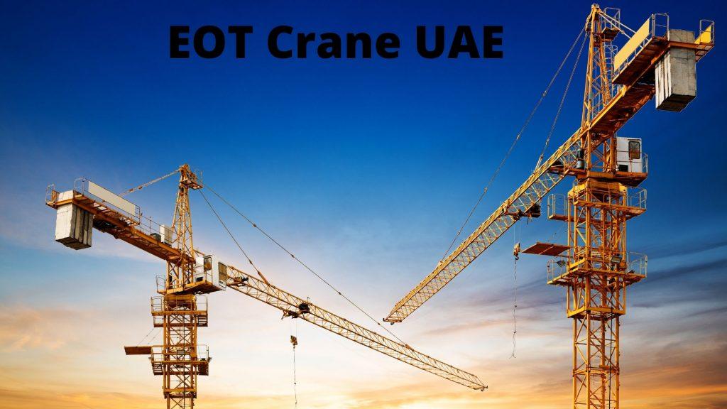 EOT Crane UAE