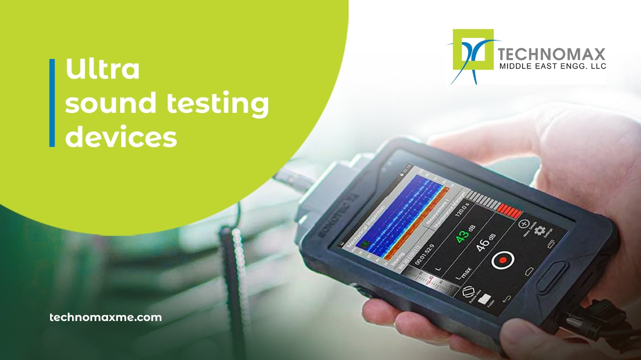 Ultrasound testing devices