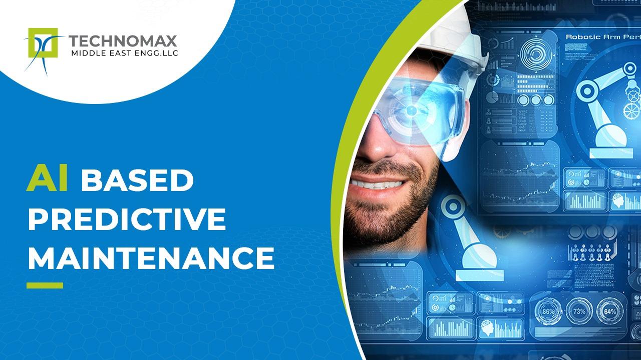 AI-based predictive maintenance system